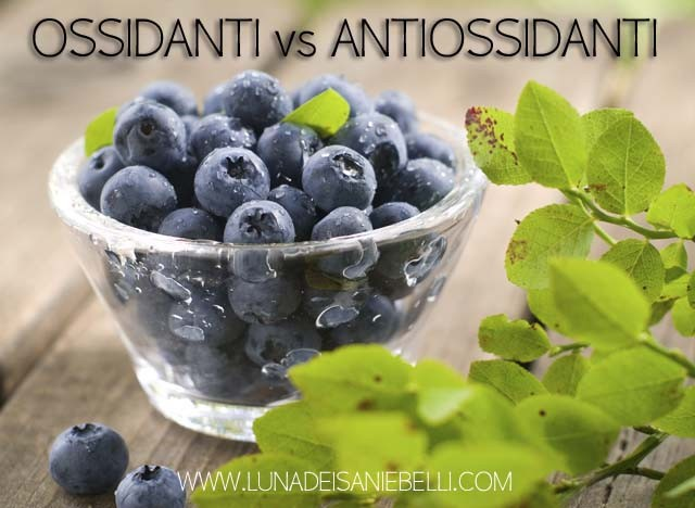 blueberries: sostanze antiossidanti