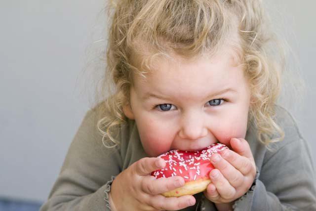 obesitá infantile e numero di adipociti